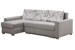 Угловой диван Лира с боковинами лонг